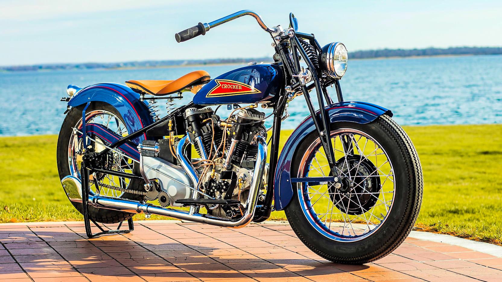 Crocker Big Tank Motorcycle