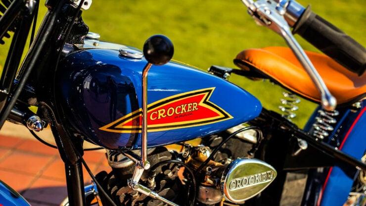 Crocker Fuel Tank