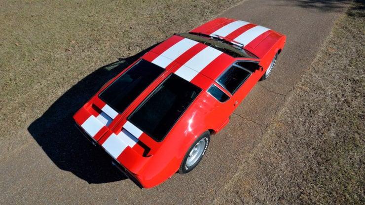 De Tomaso Mangusta Shelby MkV Prototype 16
