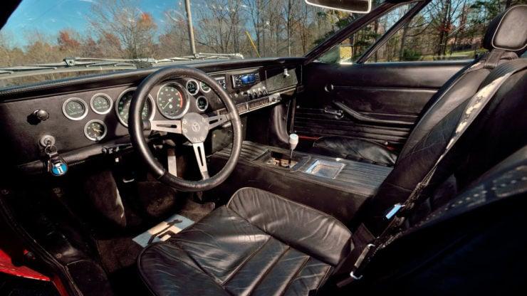 De Tomaso Mangusta Shelby MkV Prototype 4