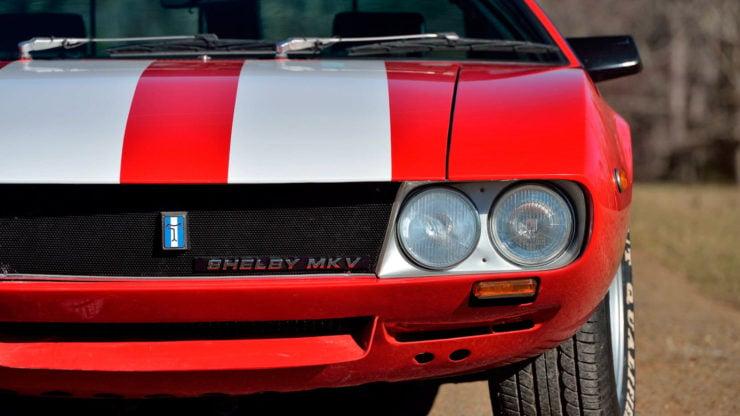 De Tomaso Mangusta Shelby MkV Prototype 7