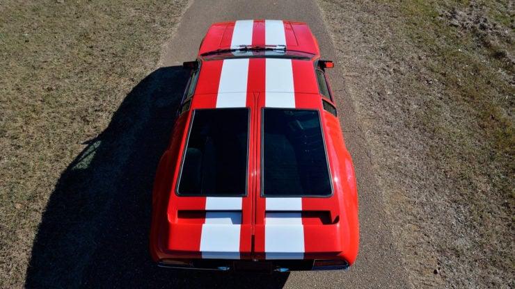 De Tomaso Mangusta Shelby MkV Prototype 8