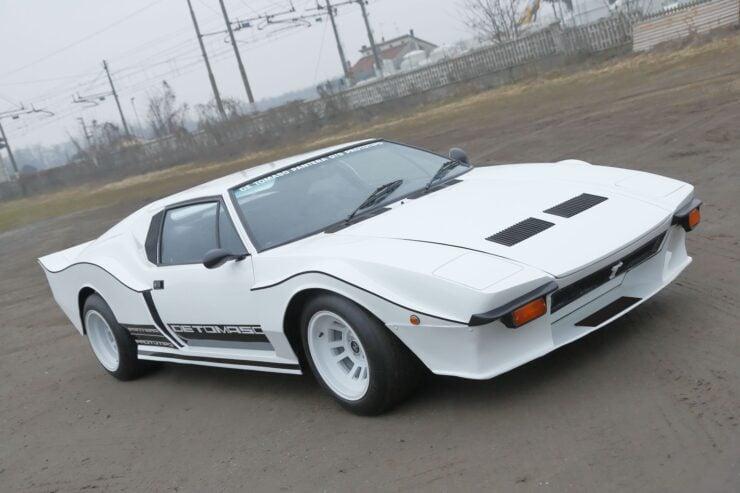 De Tomaso Pantera GTS Car