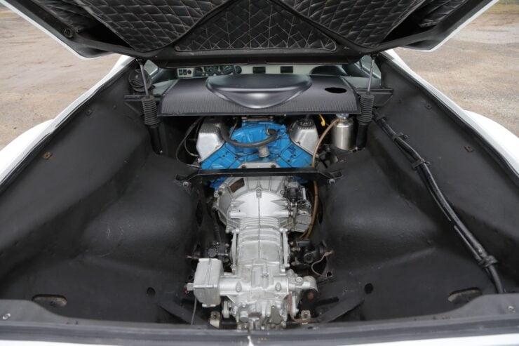 De Tomaso Pantera GTS Engine