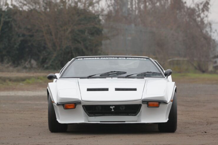 De Tomaso Pantera GTS Front 2