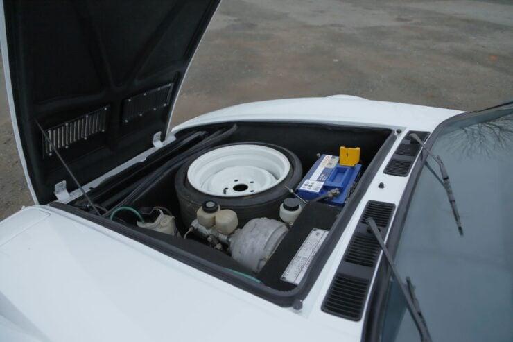 De Tomaso Pantera GTS Front Trunk