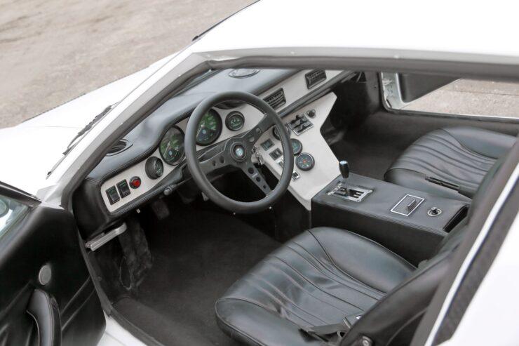 De Tomaso Pantera GTS Interior