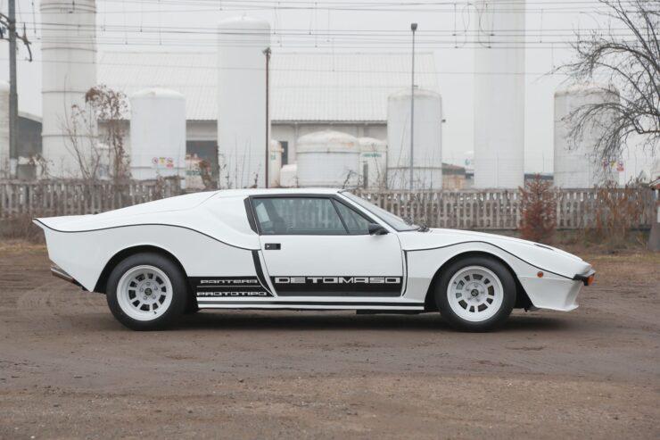 De Tomaso Pantera GTS Side