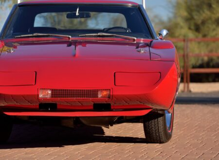 Dodge Charger Daytona Front