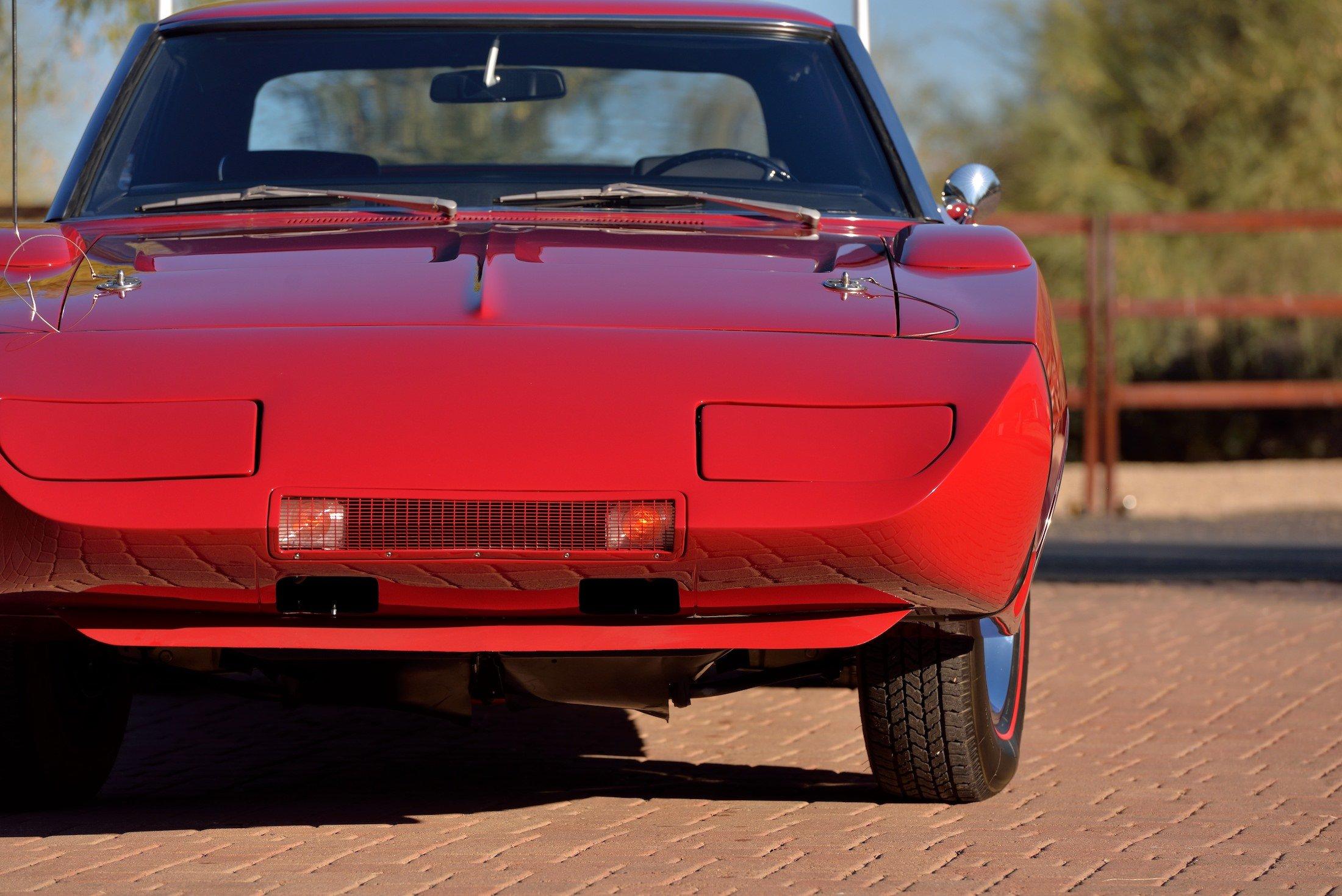 Dodge Charger Daytona Front