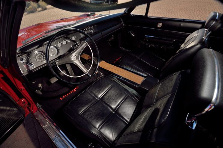 Dodge Charger Daytona Interior