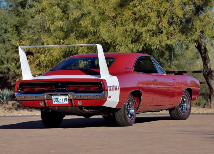 Dodge Charger Daytona Wing
