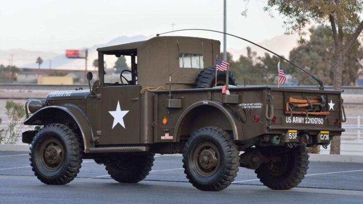 Dodge M37 Truck 11