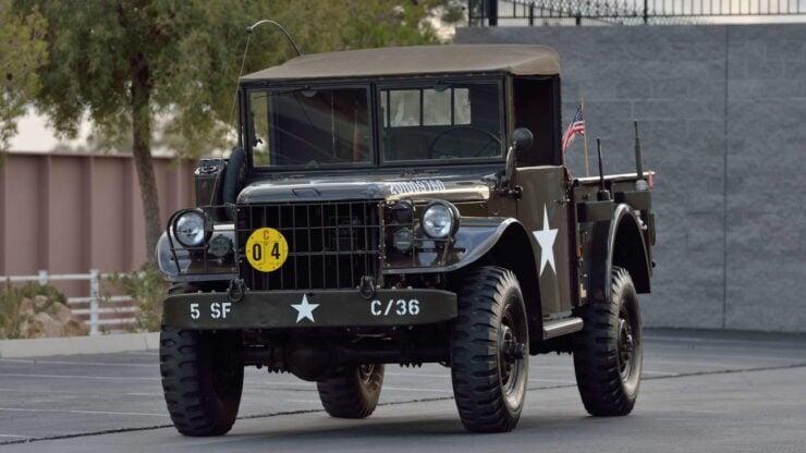 Dodge M37 Truck 14