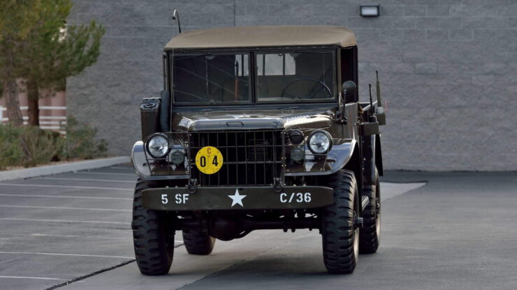 Dodge M37 Truck 17