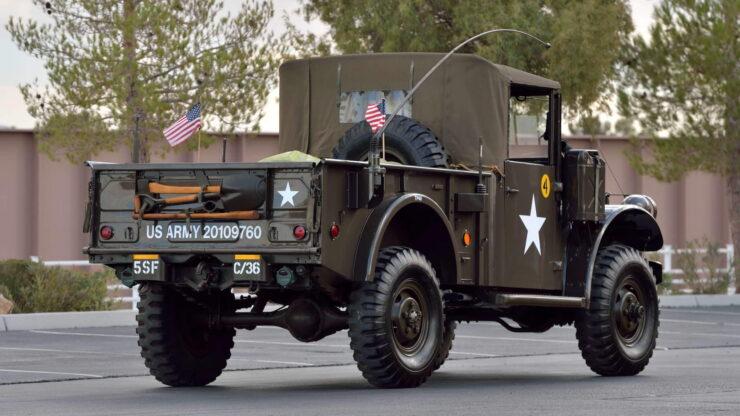 Dodge M37 Truck 2