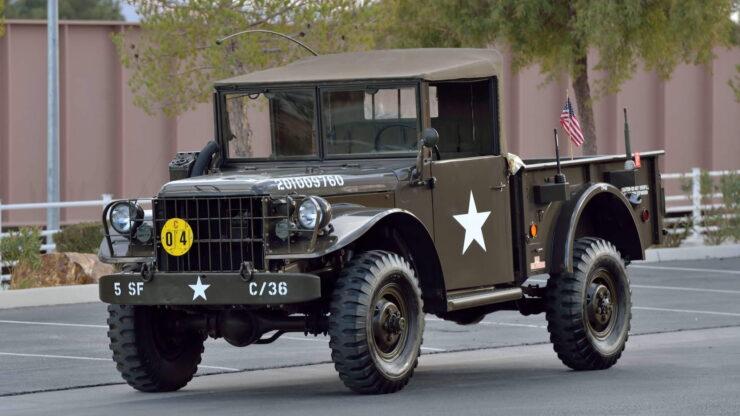 Dodge M37 Truck
