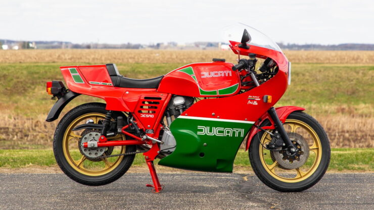 Ducati-Mike-Hailwood-Replica-MHR-Mille-Side