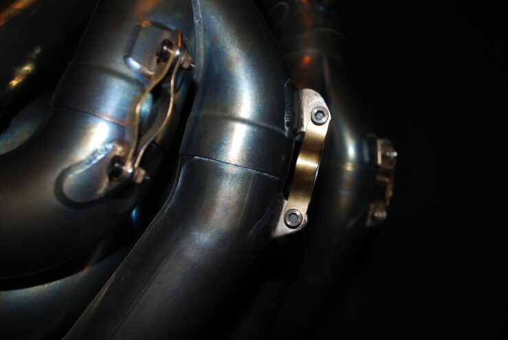 F1 Exhaust Sculpture 4
