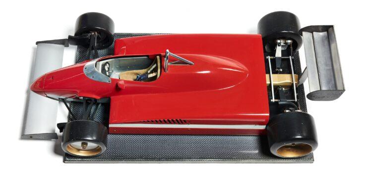 Ferrari 126 CK Formula 1 Wind Tunnel Model 2