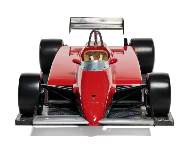 Ferrari 126 CK Formula 1 Wind Tunnel Model 3