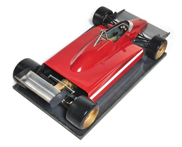 Ferrari 126 CK Formula 1 Wind Tunnel Model 4