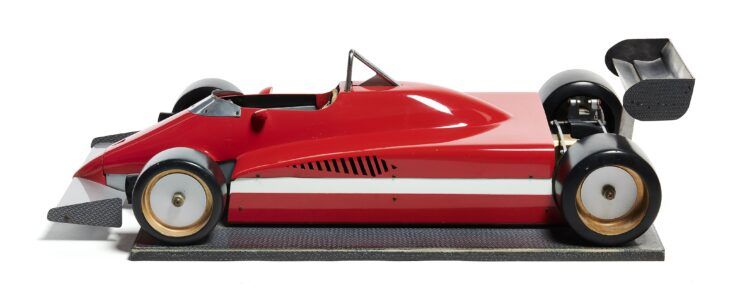 Ferrari 126 CK Formula 1 Wind Tunnel Model 5
