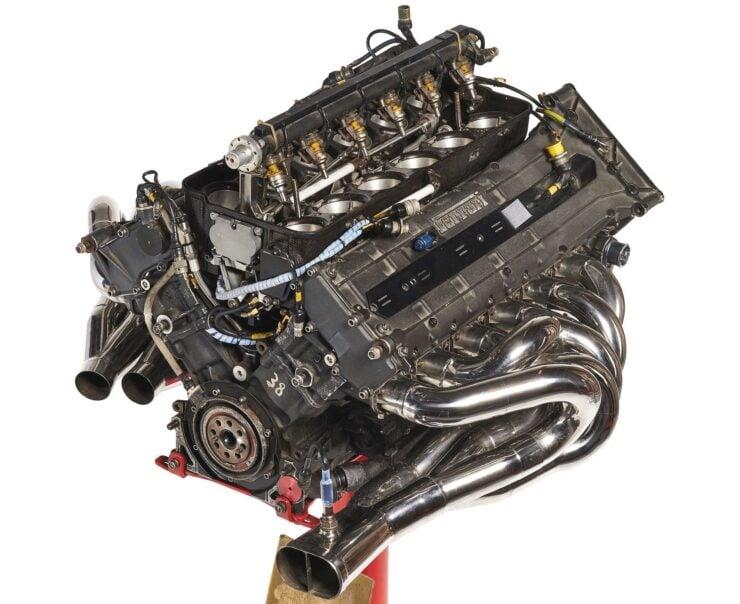 Ferrari 3000 (044:1) V12 Formula 1 Engine 3