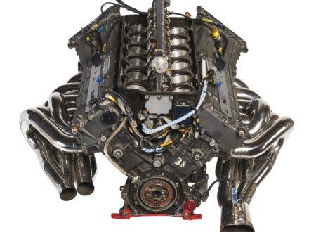 Ferrari 3000 (044:1) V12 Formula 1 Engine
