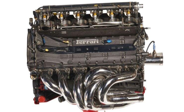 Ferrari 3000 (044:1) V12 Formula 1 Engine 5