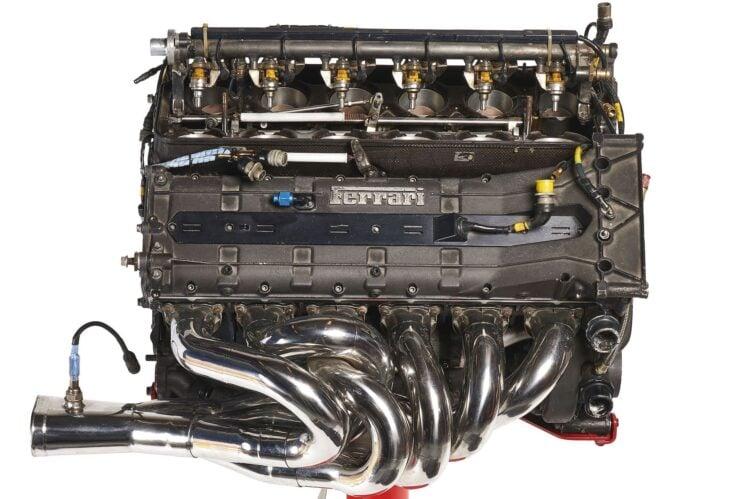 Ferrari 3000 (044:1) V12 Formula 1 Engine 6