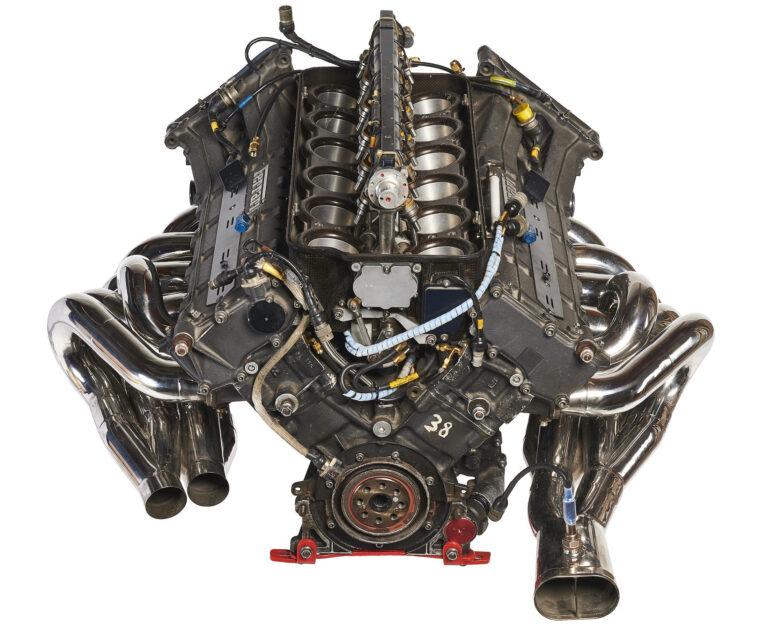 For Sale: A Ferrari 3000 (044/1) V12 Formula 1 Engine
