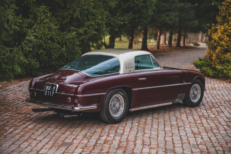 Ferrari 375 America Back