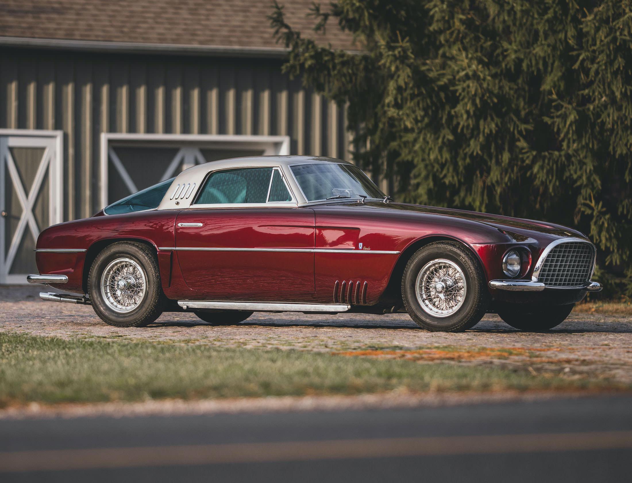 Ferrari 375 America Car