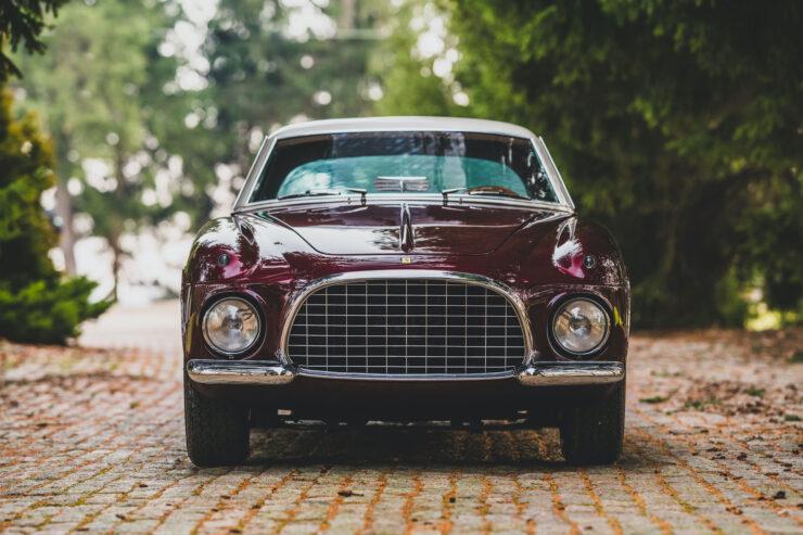 Ferrari 375 America Front