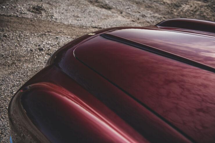 Ferrari 375 America Hood