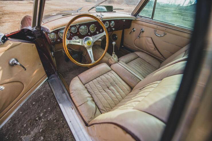 Ferrari 375 America Interior