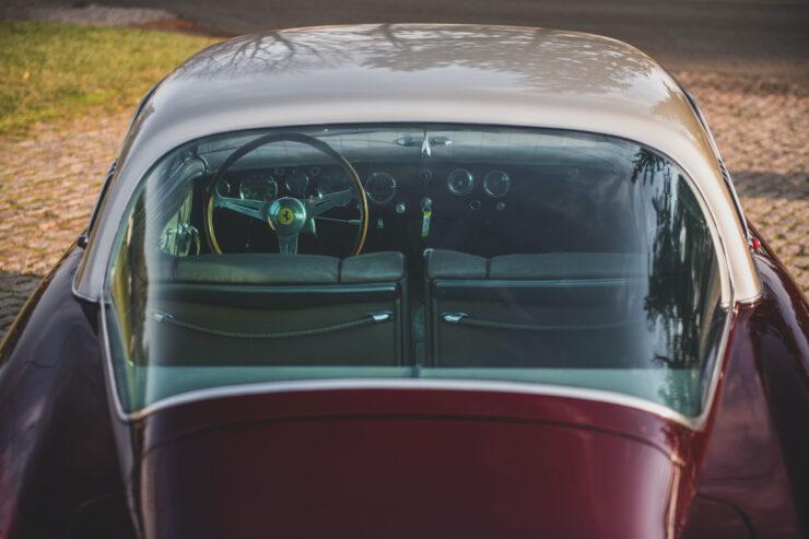Ferrari 375 America Rear Glass
