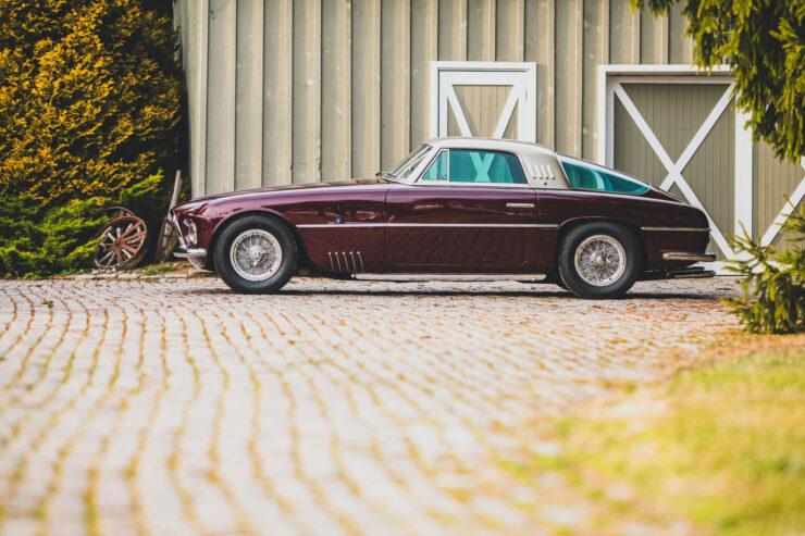 Ferrari 375 America Side