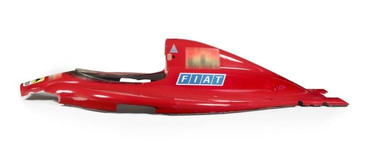 Ferrari 641 Formula 1 Car Body Cover 1