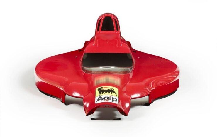 Ferrari 641 Formula 1 Car Body Cover 2