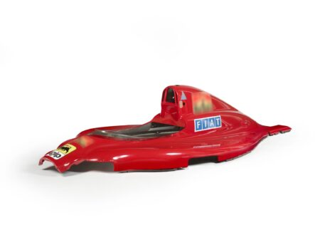Ferrari 641 Formula 1 Car Body Cover