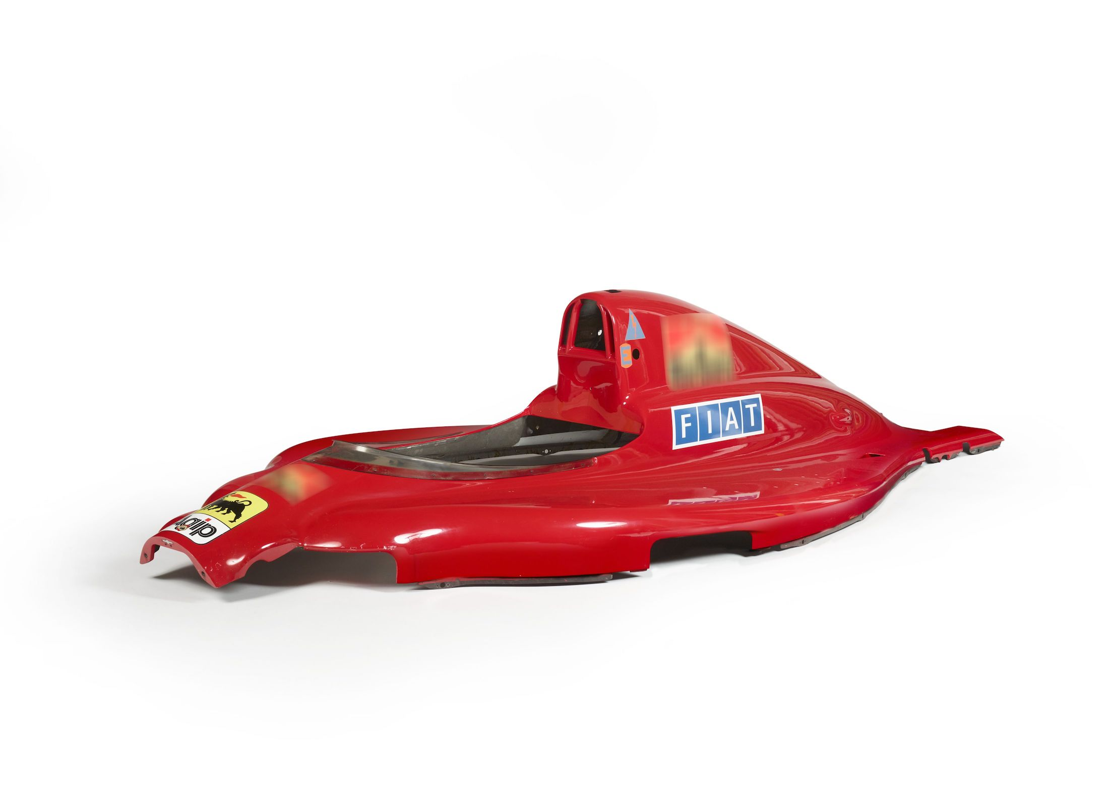 Ferrari 641 Formula 1 Car Body Cover