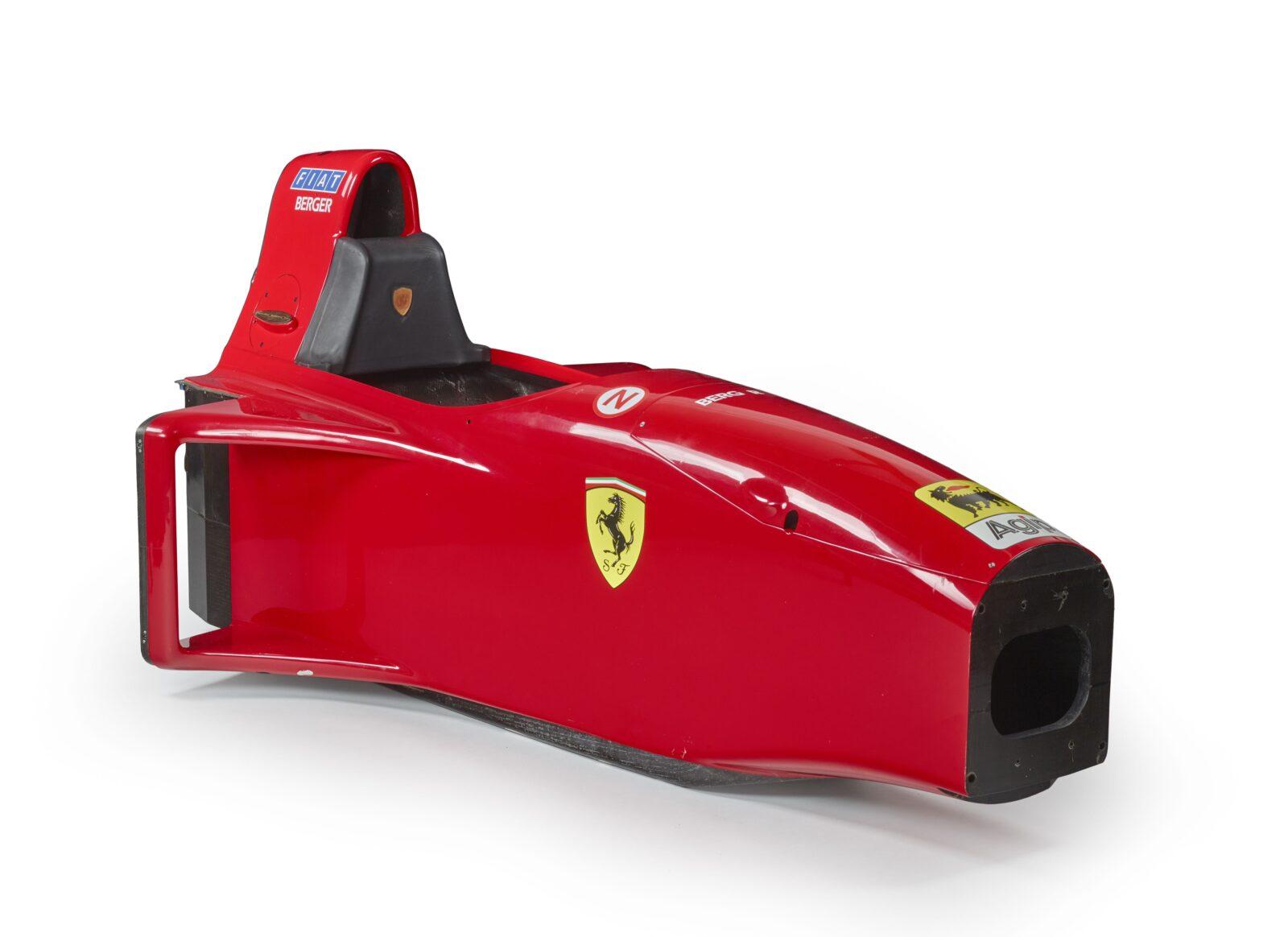 Ferrari F1 412 T2