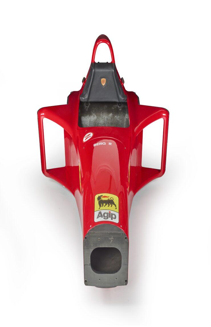 Ferrari F1 412 T2 Monocoque