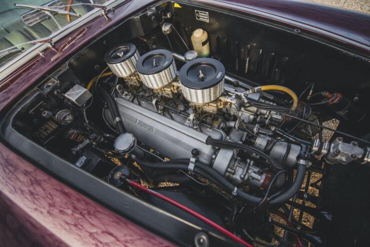 Ferrari Lampredi V12 Engine