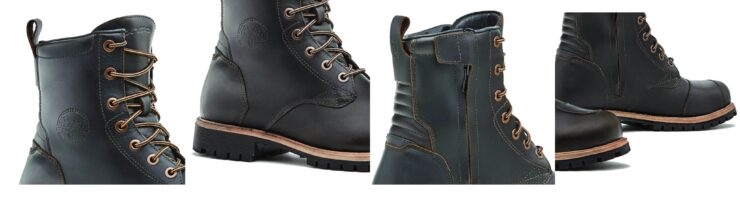 Forma Legacy Boots Collage