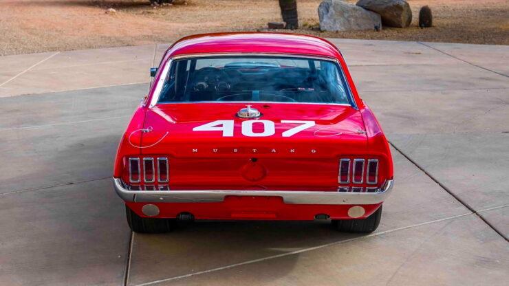Holman & Moody Ford Mustang 1