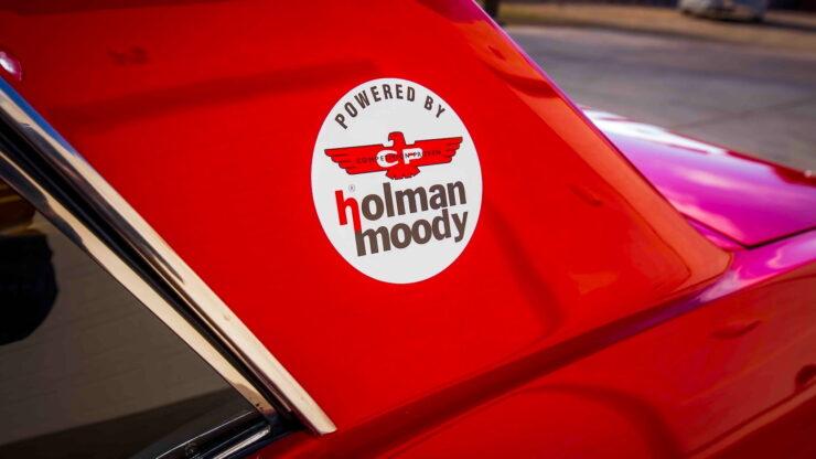 Holman & Moody Ford Mustang 11