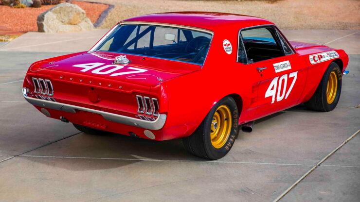Holman & Moody Ford Mustang 2